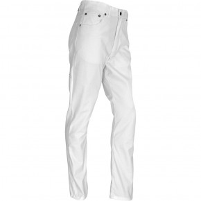 ALASKA Pantalon coupe jean's coton/polyester/élasthanne