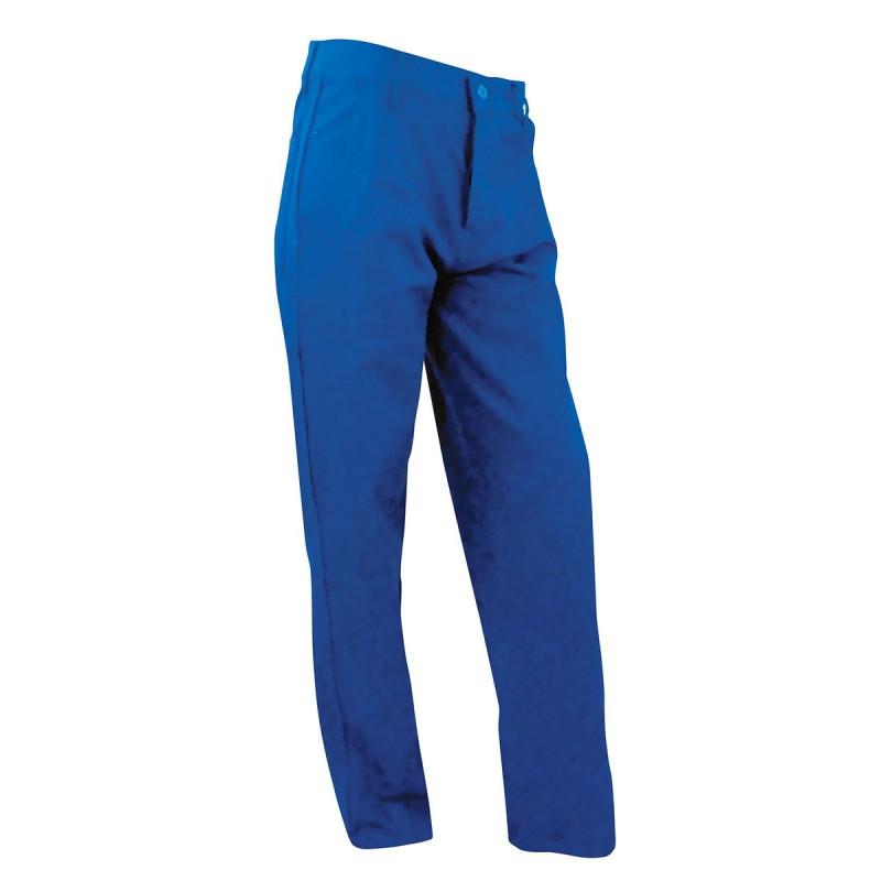 B2C Pantalon 100 % coton bugatti bleu