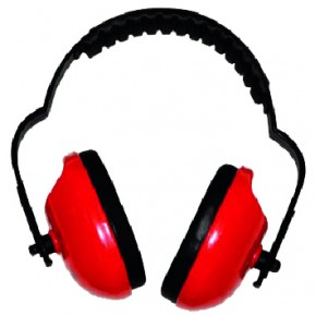Casque anti-bruit serre-tête réglable