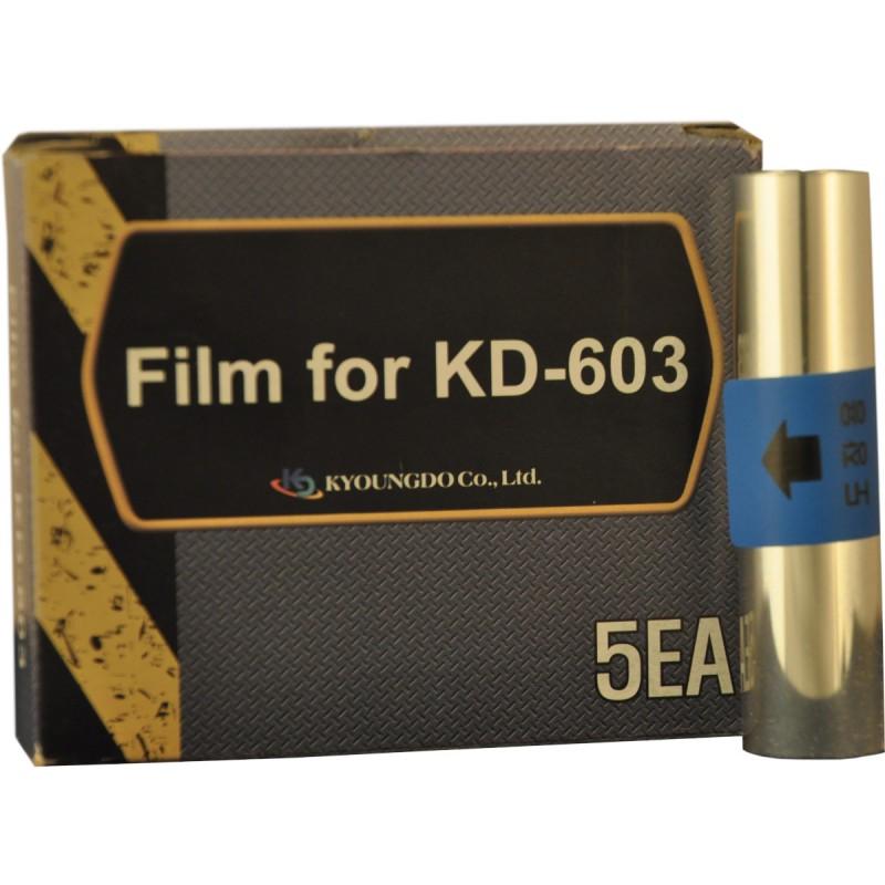 FILMKD603 recharge KD603 20 vues boite de 5