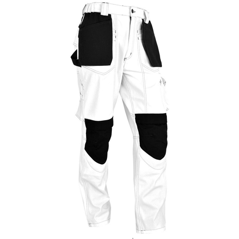 PMEX Pantalon Multipoches Extensible
