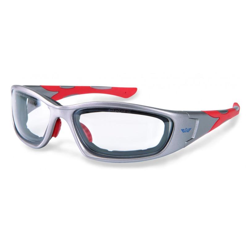 Oculaires incolores PC anti-impact